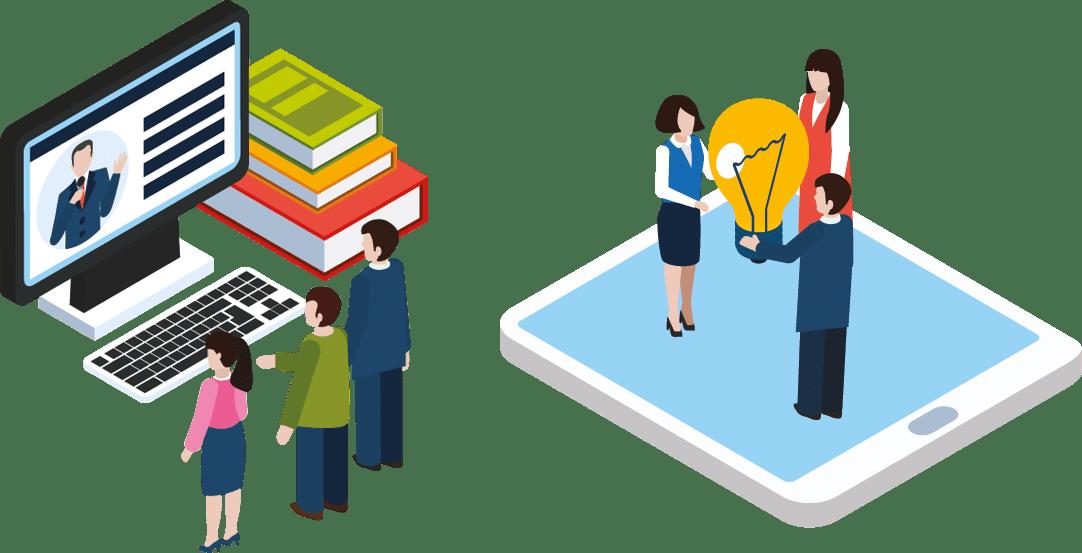 Презентация на бизнес сайтове