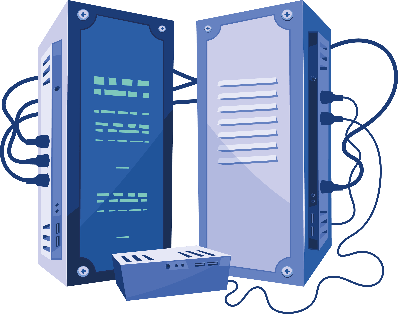 VPS сървъри за съхранение на данни
