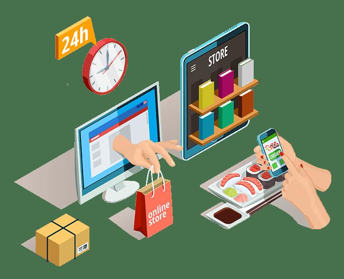 Изработка на собствен онлайн магазин