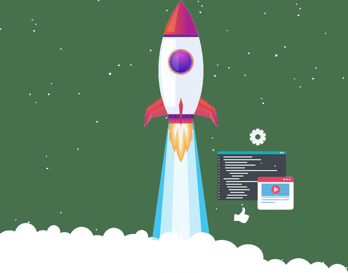 Fast loading websites